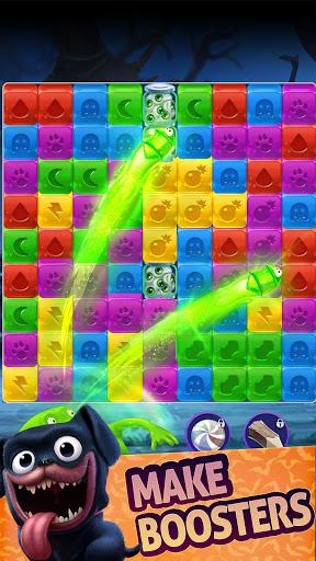 Hotel Transylvania Puzzle Blast - Matching Games android2mod screenshots 8