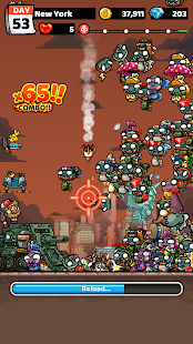 Image For Jumping Zombie: Pocong Buster King   PoBK Versi 1.6.3.0 5