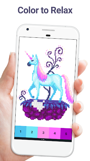 Pixel Art: Color by Number Latest screenshots 1