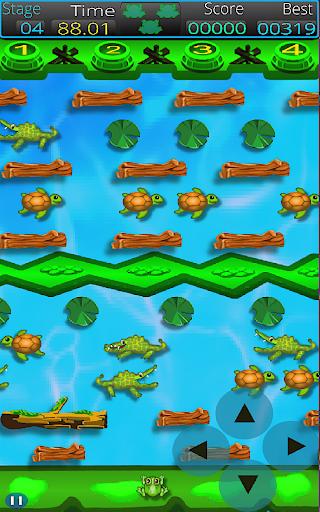 Frogger Arcade Super! : Classic 1980's Retro Fun! android2mod screenshots 8