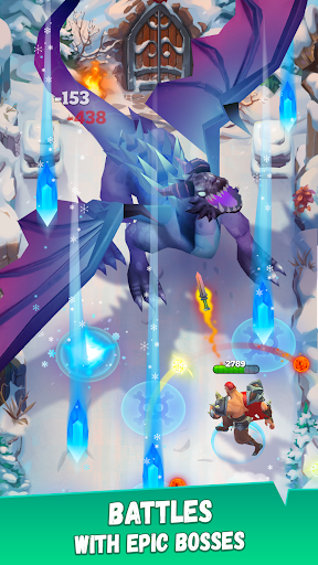 Butchero: Epic RPG with Hero Action Adventure apkpoly screenshots 3