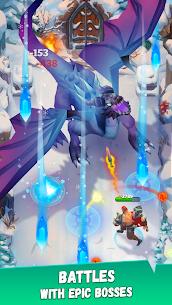 Butchero Mod Apk: Epic RPG with Hero Action Adventure (God Mode) 3