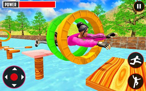 Code Triche Run Stunt Master  :  New Games For Free Water Run (Astuce) APK MOD screenshots 2