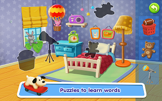 Educational puzzles - Preschool games for kids
