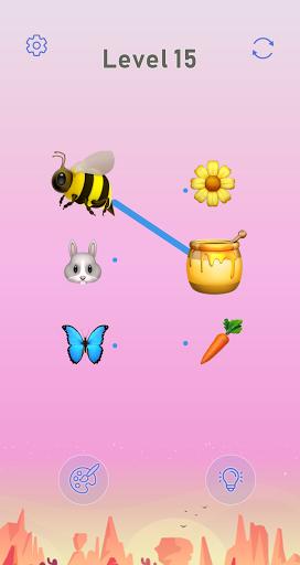 Connect Emoji Puzzle 1.0.3 screenshots 2