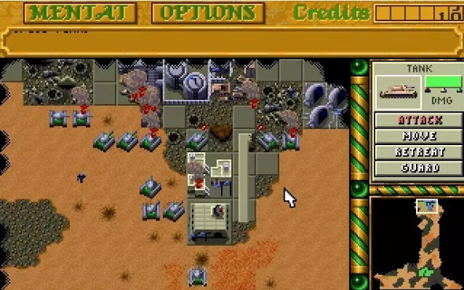 Dune 2 (Opensource, No Ads)  screenshots 2