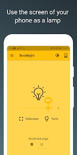 Booklight - screen night light and desk lamp
