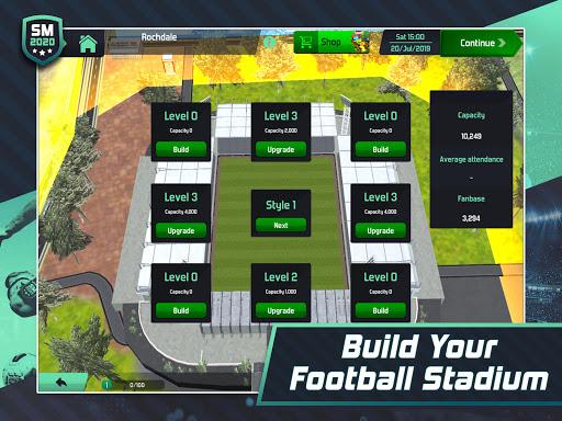Soccer Manager 2020 - Football Management Game 1.1.13 screenshots 10