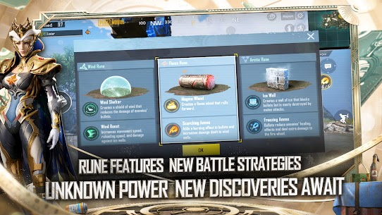 PUBG MOBILE – RUNIC POWER APK Download V1.2.0 5