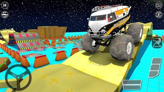 Monster Car vs Trucks: Offroad Trials – APK + MOD Download 2