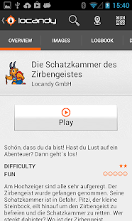 Locandy Screenshot