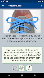 Ian's Laces Free – How to tie shoes and lace shoes