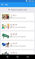 Korean Alphabet Writing