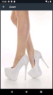 White Heels Design 2.5.0 screenshots 4