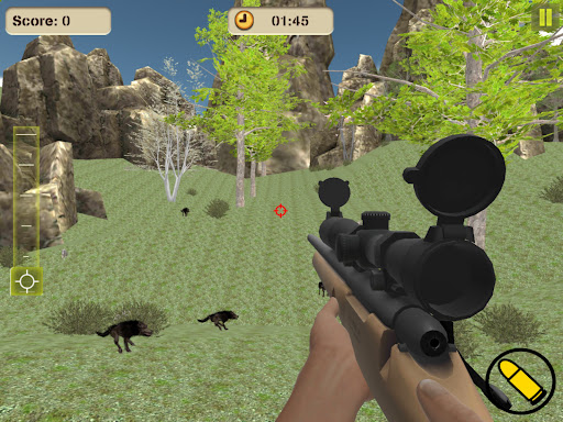Wolf Hunter  screenshots 8