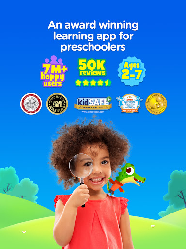 Kiddopia: Preschool Education & ABC Games for Kids  screenshots 8