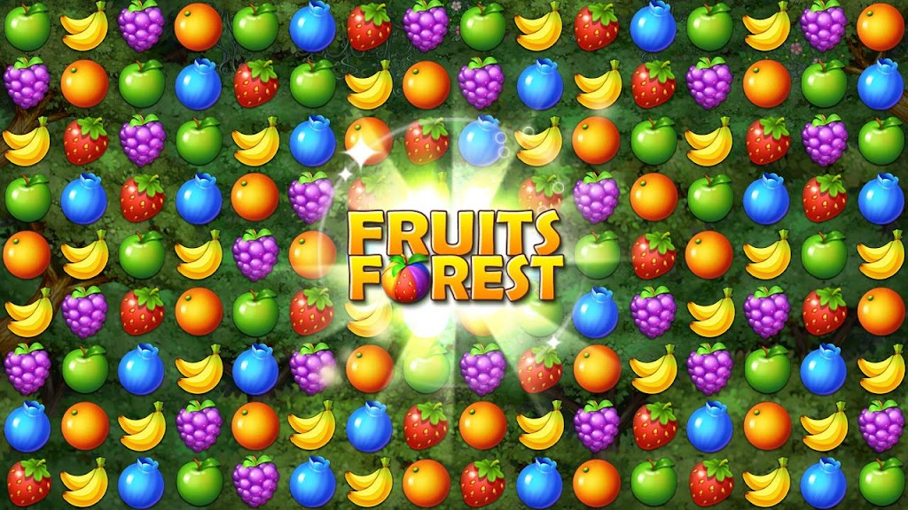 Fruits Forest : Rainbow Apple poster 0