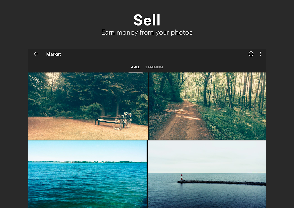 EyeEm: Free Photo App For Sharing & Selling Images  poster 7