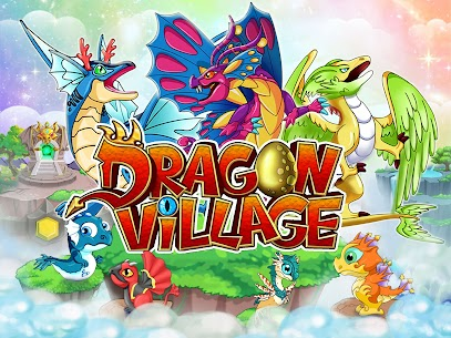 Dragon Village (MOD, Unlimited Money/Gems/Food) 5