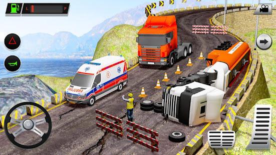 Truck Simulator - Truck Games 2.3 Screenshots 3