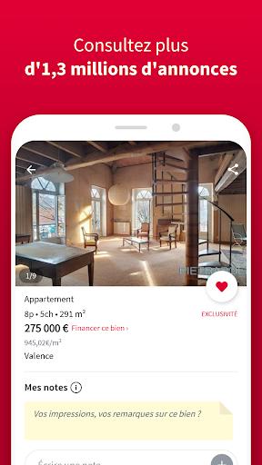 SeLoger - achat, vente et location immobilier apktram screenshots 5