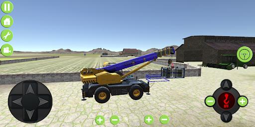 Heavy Excavator Jcb City Mission Simulator screenshot 5