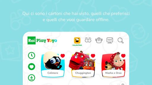 RaiPlay Yoyo 1.0.8 Screenshots 5