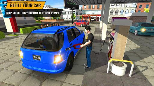 city car racing simulator 2018 screenshot 2