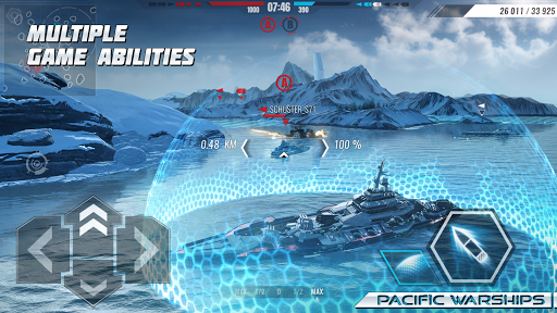Pacific Warships: World of Naval PvP Warfare  screenshots 7