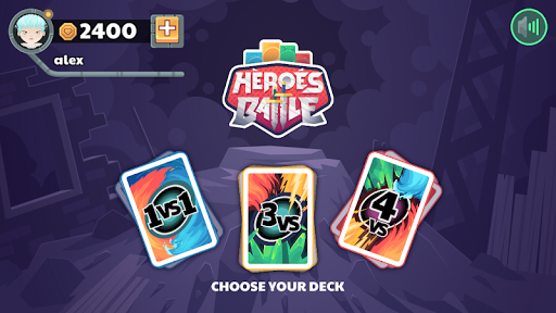 Télécharger Heroes Battle APK MOD 1