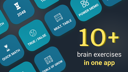 Quick Brain: Logic games for cognitive training 2.6.6