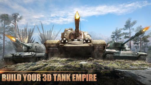 Tank Warfare: PvP Blitz Game  screenshots 2