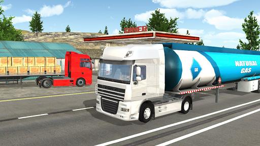 Truck Driving Simulator 2020  Screenshots 17