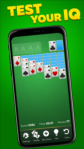 Solitaire Play - Classic Free Klondike Collection 2.1.8 screenshots 1