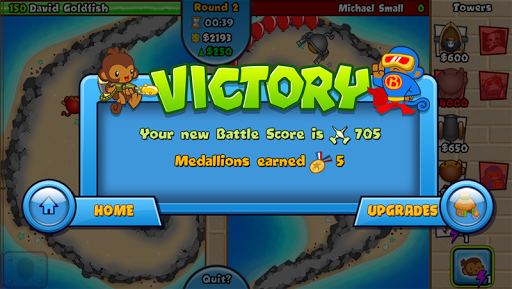 Bloons TD Battles apkpoly screenshots 13
