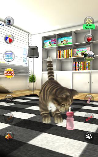 Talking Cat Funny screenshots 10