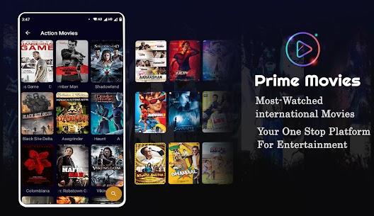 Prime Movies : Free HD Movies 2021 MOD APK (Free Premium) 3