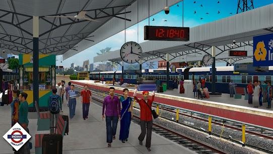 Baixar Indian Train Simulator MOD APK 2020.4.16 – {Versão atualizada} 4