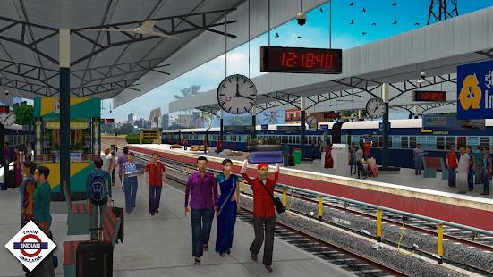 Indian Train Simulator apk