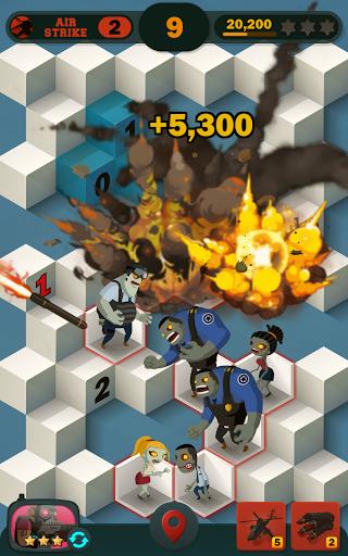 Zombie Sweeper: Seek and Strike Puzzle 1.2.103 screenshots 23