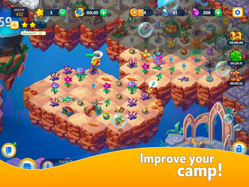 Sea Merge! Fish Aquarium Game & Ocean Puzzle  screenshots 9