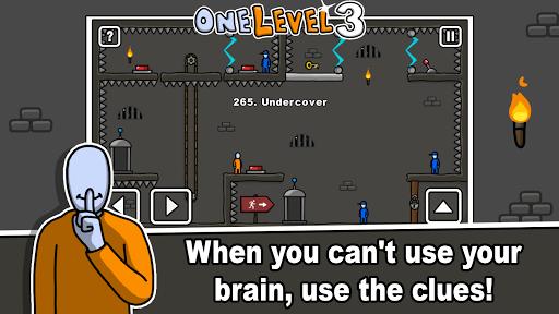 One Level 3: Stickman Jailbreak 1.8 Screenshots 5