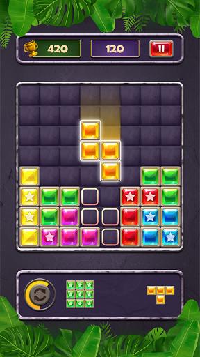 Block Puzzle Classic - Brick Block Puzzle Game apkpoly screenshots 3