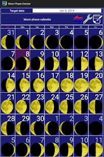 Moon Phase Checker