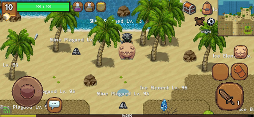 Sword of Legacy - MMORPG (beta) Apkfinish screenshots 1