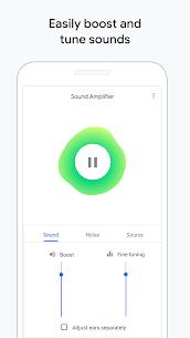 Sound Amplifier 4