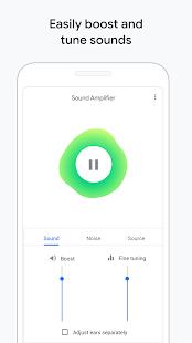 Sound Amplifier screenshots 4