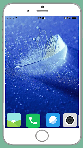 feather full hd wallpaper screenshot 2