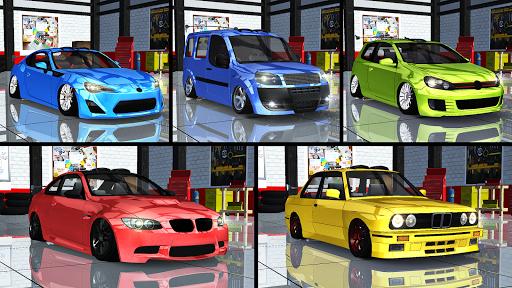 Car Parking 3D: Modified Car City Park and Drift screenshots 4