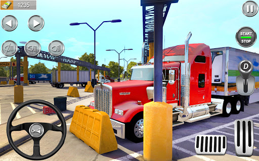 American Cargo Truck Simulator : Truck Driving Sim 1.1 screenshots 14
